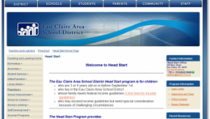 ECASD HS Website