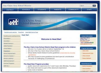 ECASD HS Website