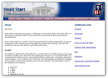 Kenosha Unified School District -- Head Start