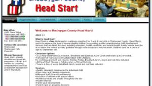 Sheboygan Head Start
