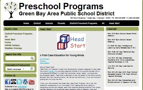Green Bay Area Public School