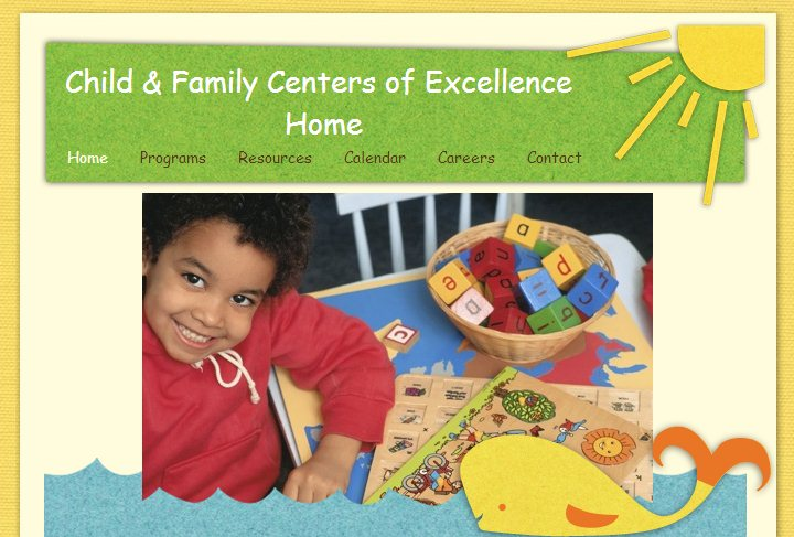 National Centers for Learning, Excellence Head Start and Early Head Start