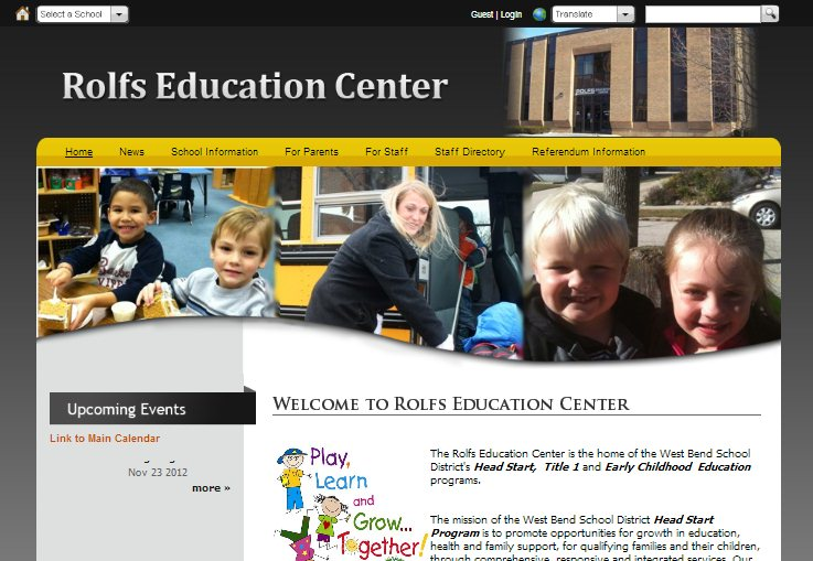 West Bend School District Head Start