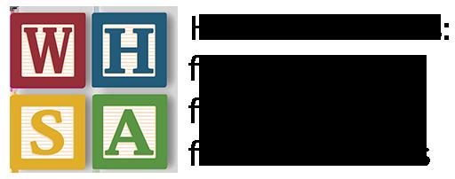 WHSA 2014 Training Logo