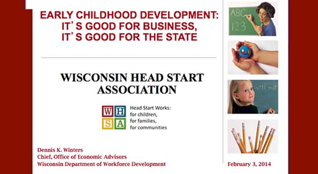 Early Childhood Education online research report
