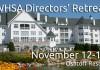 WHSA Directors' Retreat