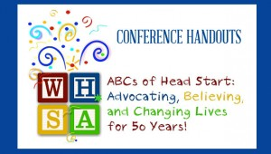 2015 Conference Handouts
