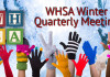 2016 WHSA Winter Quarterly Meeting