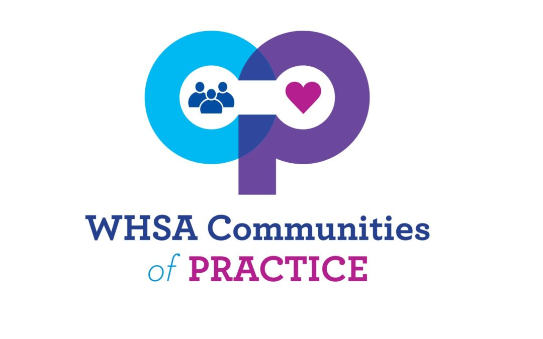 WHSA EHS/HV Community of Practice Meeting