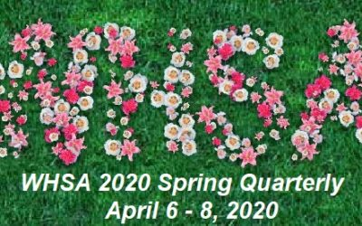 WHSA 2020 Spring Quarterly & Advocacy Day